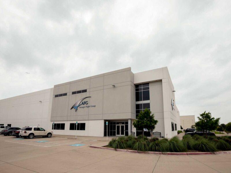 AFG-Dallas 1-Training Center