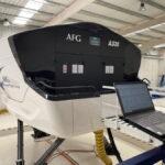 AFG Madrid A330 Full Flight Simulator
