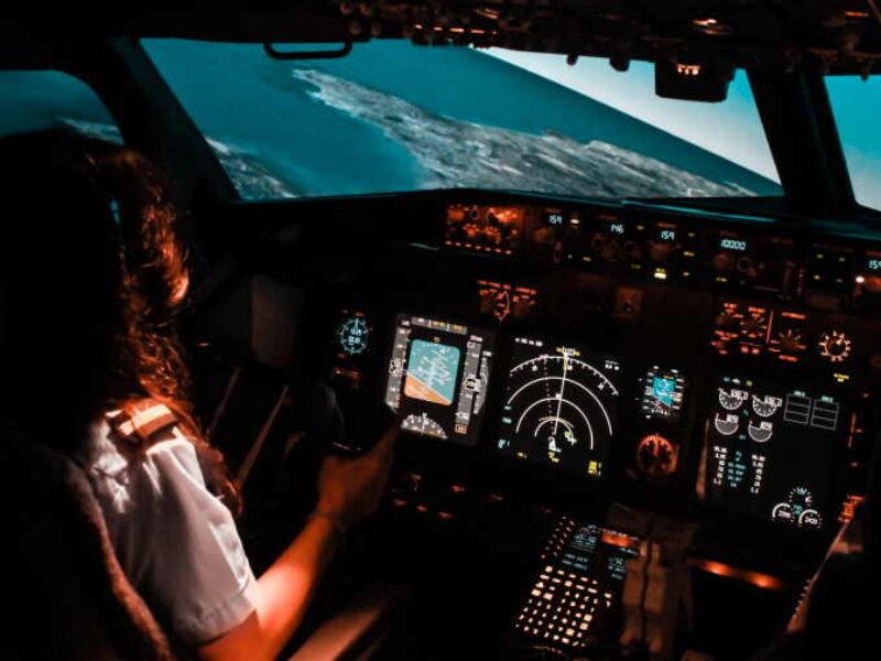 AFG Rome B737 Full Flight Simulator