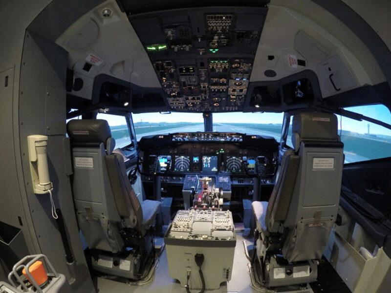 AFG Rome B737 Full Flight Simulator_2