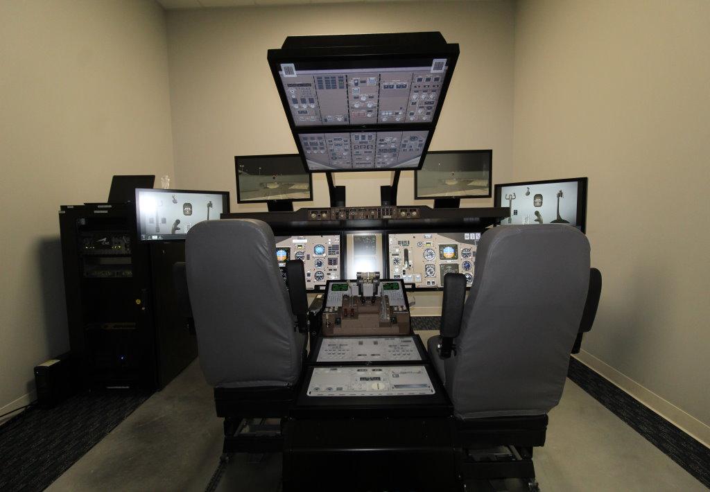 Boeing B767 FTD