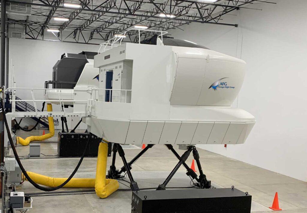 Embraer ERJ145 #1 FAA ID 1764 PIC